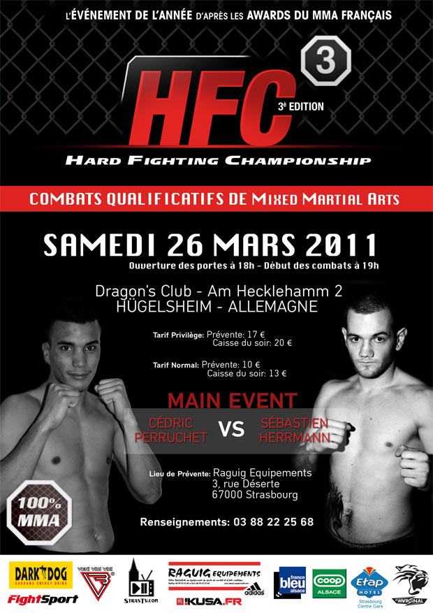 Affiches HFC